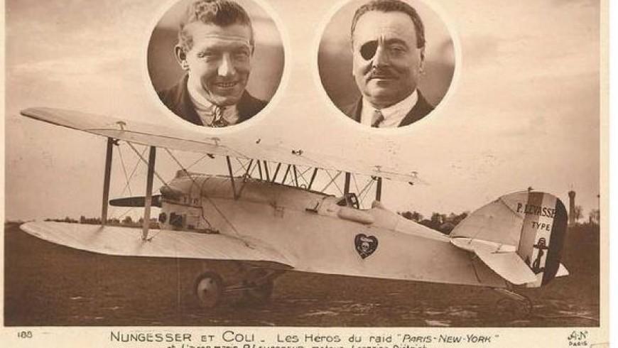 Hommage aux pionniers et  pionnières de l'Atlantique P.MAIRET