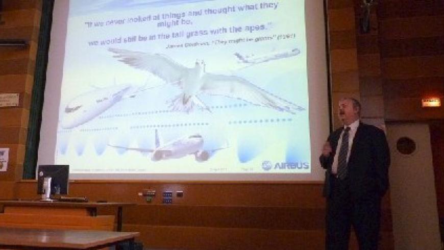 Compte-rendu de la conférence intégration des moteurs présentée par Sébastien Rémy