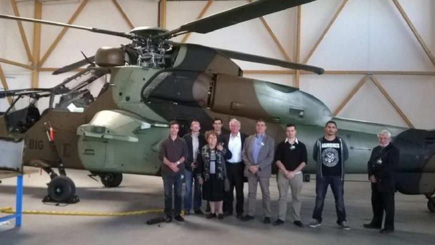 5ème régiment d'hélicoptères de combat de Pau