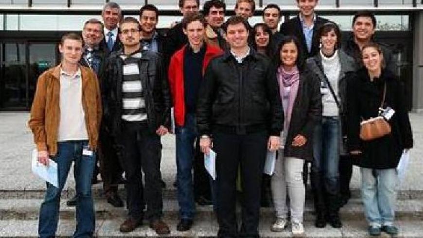 EPF : voyage d'études