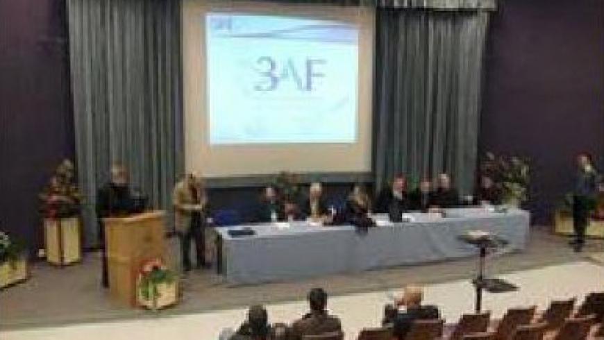 Table ronde 3AF-ENAC ;« aéronautique et développement durable » avec JC.Ripoll-P.Fonta-P.Tatry-P.Potocky-P.Kuentzmann-B.de Givry-D.Vergez-Y.RoncinM.Froment-O.Pontreau