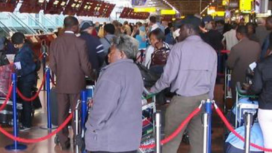 Note sur la question des portes passagers sur les avions commerciaux