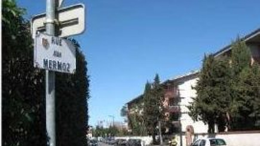 Les tribulations du souvenir de  Jean Mermoz ƒà  Toulouse… F.RENARD
