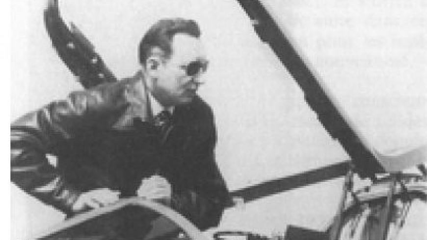 Les hommes de l'air et de l'espace :  Bernard Witt   F.RENARD