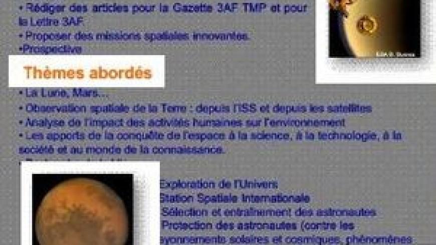 Présentation de la CTN 3AF EOS   P.Maire