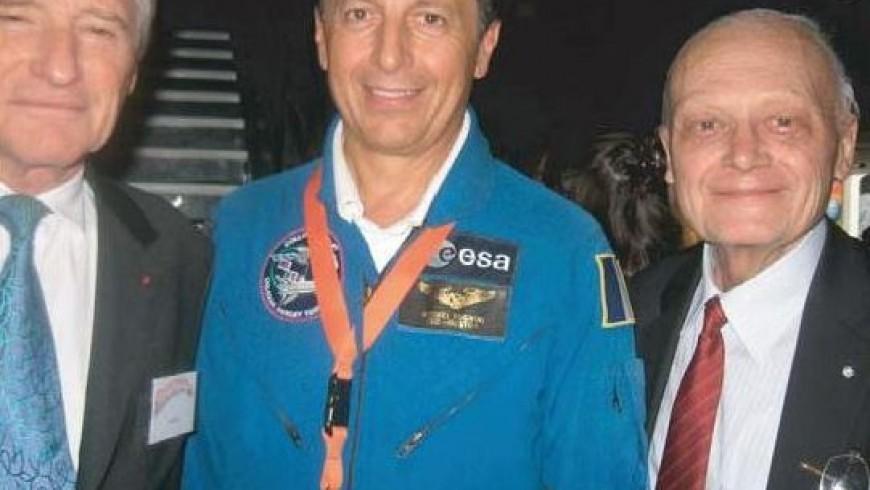 Cosmomania P.Mairet  et Anciens des fusées-sondesF.Renard