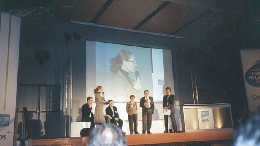 Prix 2006 Fondation EADS