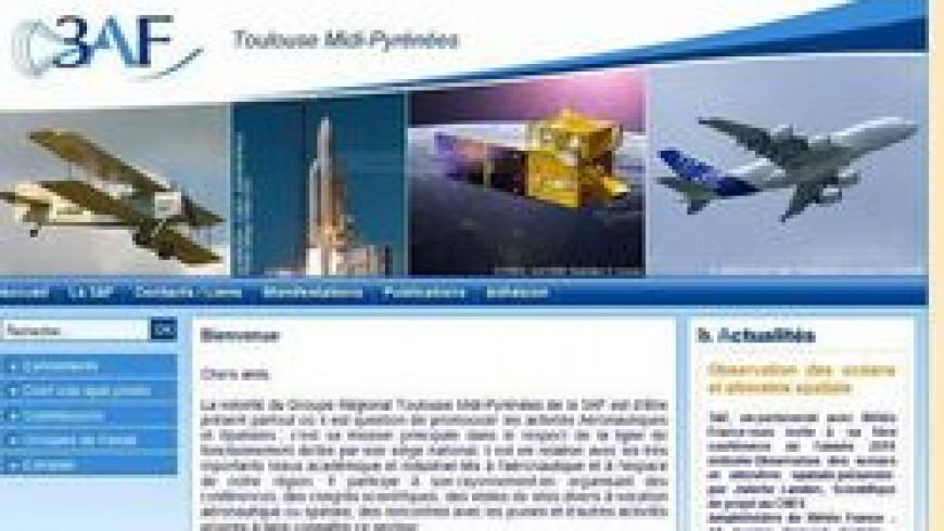 Le site internet régional JC.Torgue