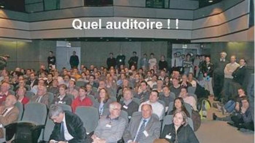Conférence Tourisme Spatial – 12 mars 2008