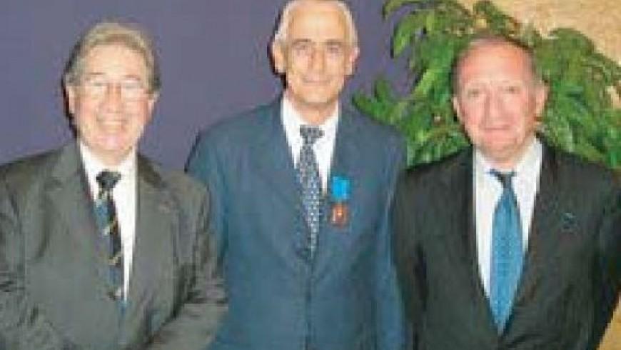 Médaille aéronautique D. VACHER