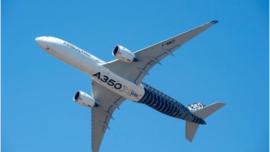 L'AIRBUS A350 XWB