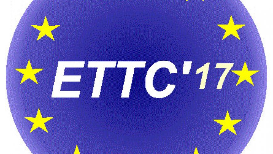 ETTC'17 Call for Papers