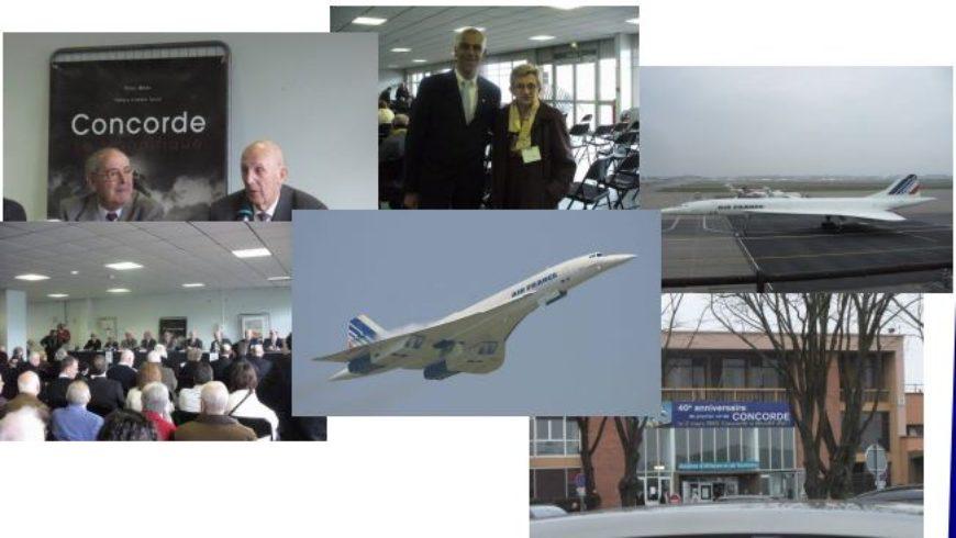 1969-2009 : 40 ans du premier vol Concorde