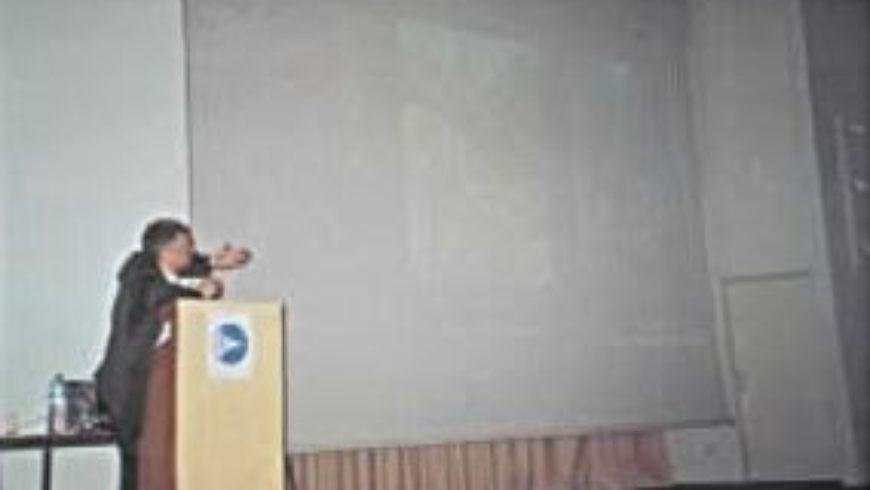 Les Conférences du 2ème trimestre 2005