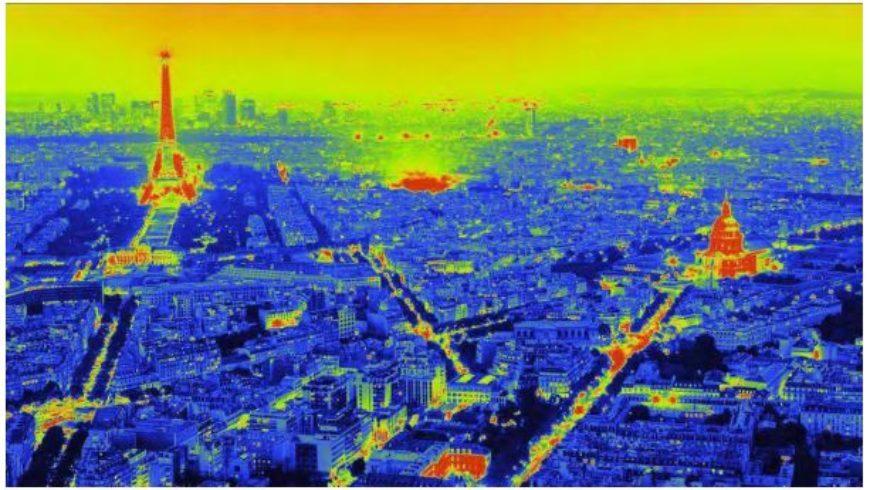 Bilans environnementaux des parcs d'éclairages artificiels – Apport des techniques aérospatiales