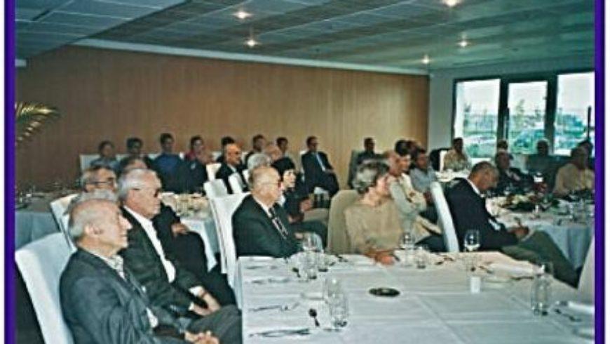 Réunion des Présidents des Groupes Régionaux