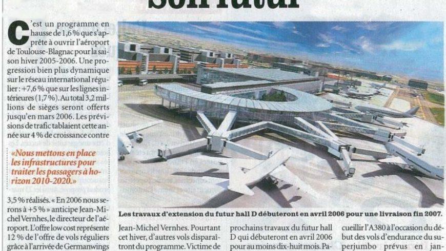 Tribune – La ligne à grande vitesse Bordeaux-Toulouse et l'aéroport de Toulouse