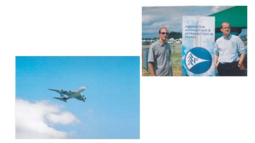 Brèves de la commission Aéronautique légère et Vols libres