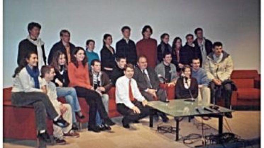 Conférence du premier trimestre 2006