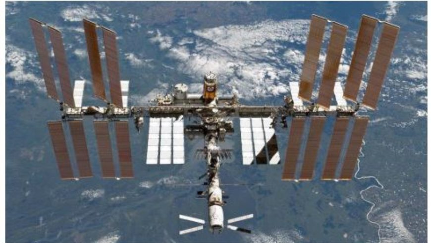 The Fifteenth Anniversary of the International Space Station