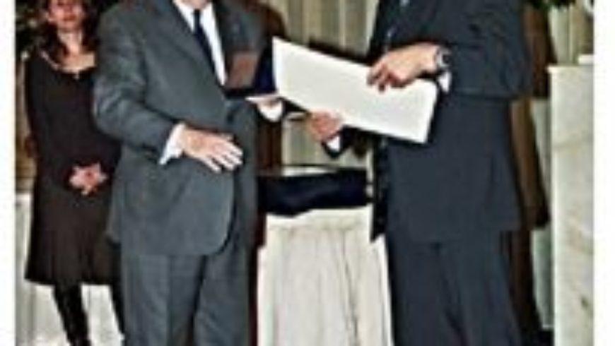 Prix aéronautique AAAF à Robert Lafontan