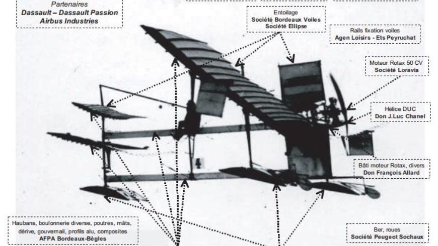 Projet hydravion H. Fabre : où en est-on ?