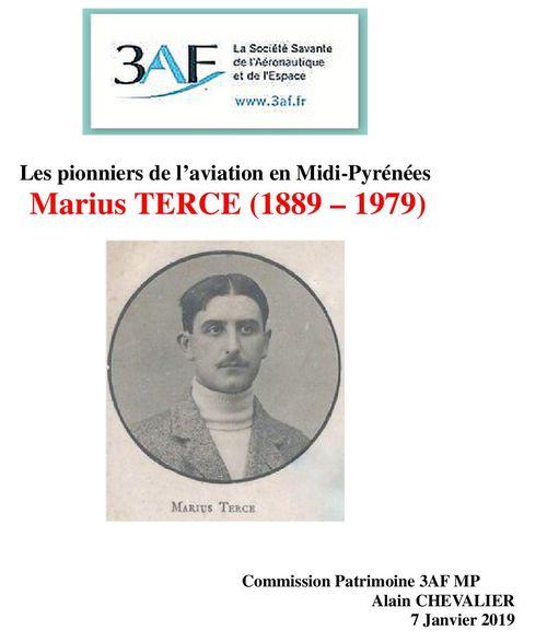 Marius TERCE