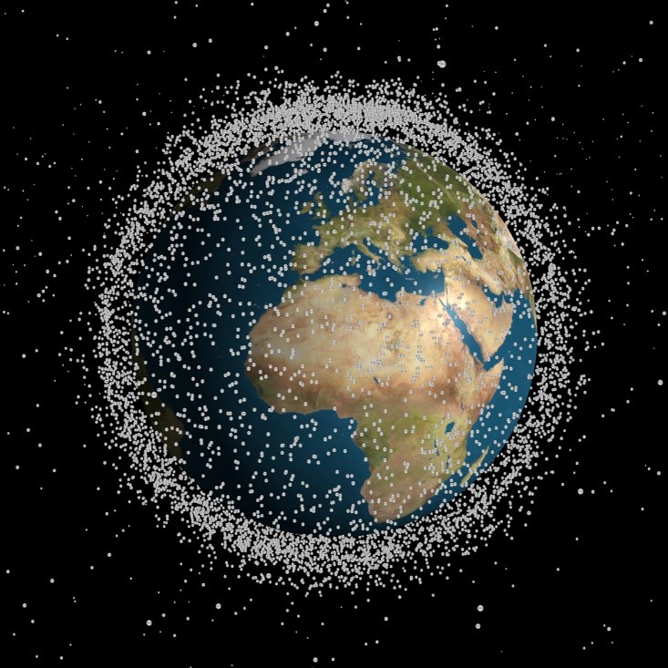 L'espace va-t-il voler en éclat?