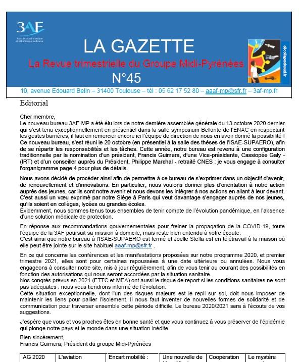 Gazette 45