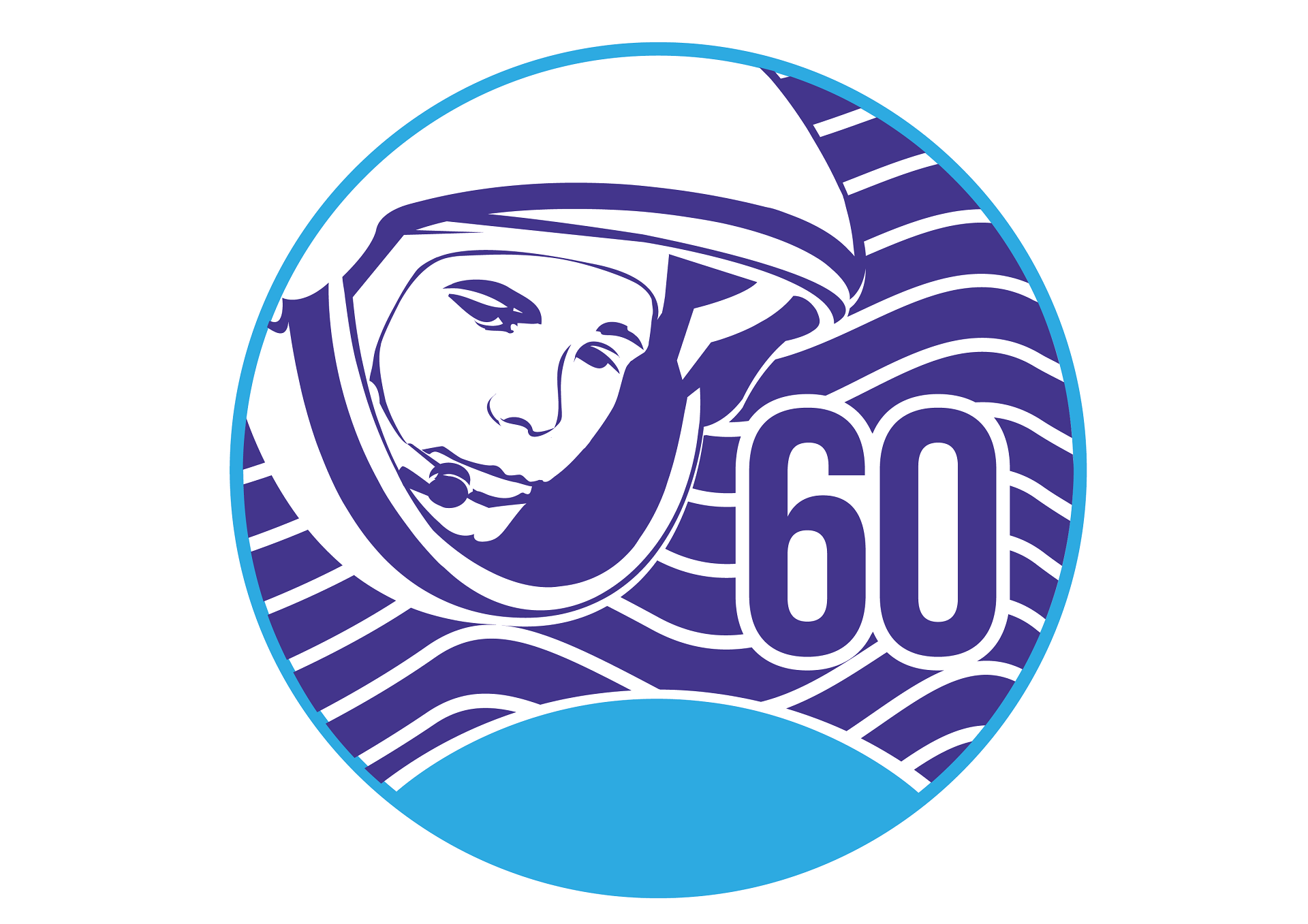 Les 60 ans du premier vol de Yuri Gagarine le 12 avril 1961.